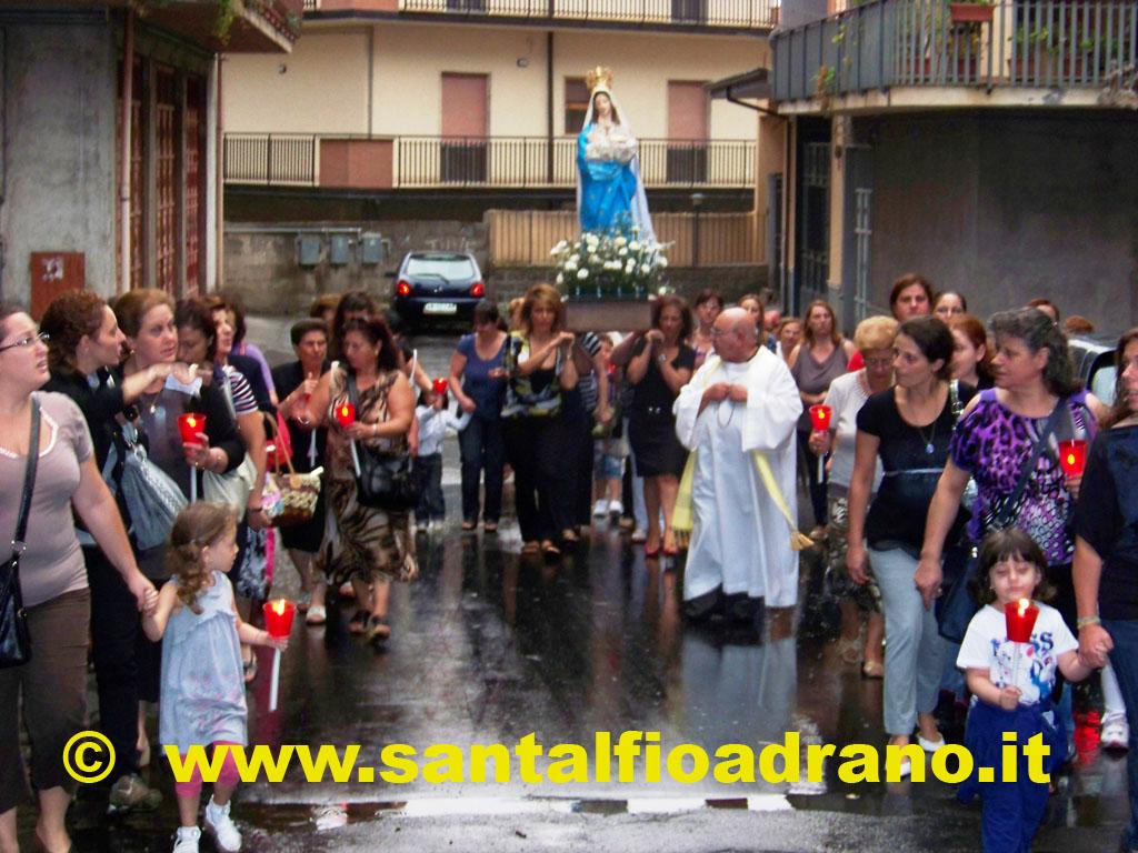 don Alfio Conti - Madonna de La Salette