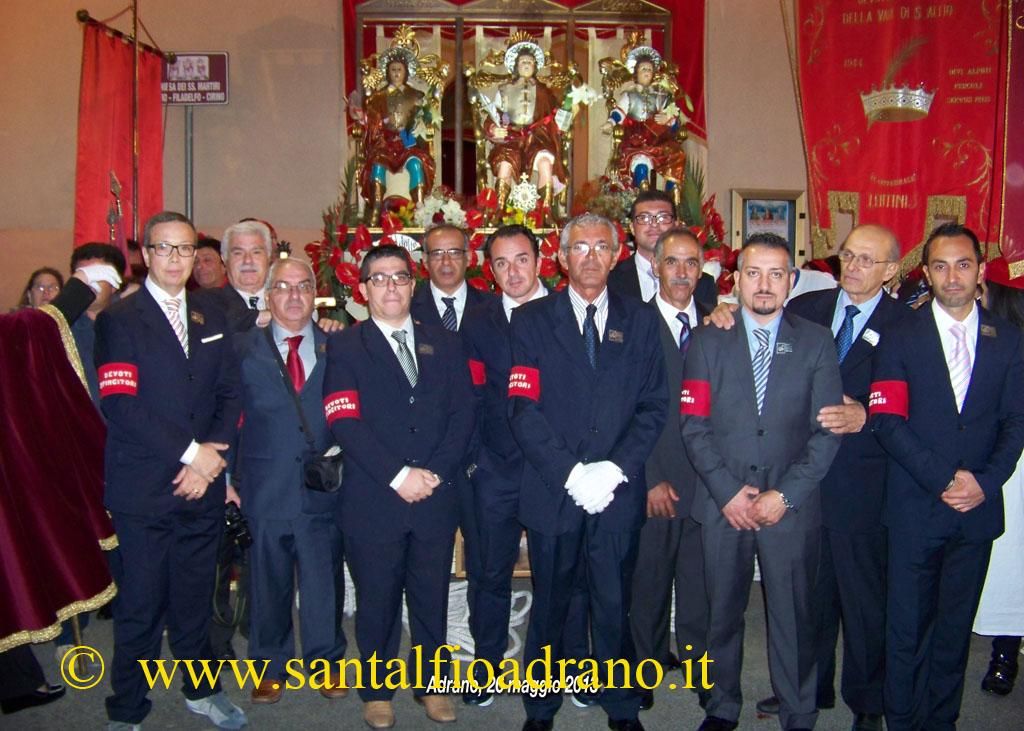 Spingitori Chiesa Sant'Alfio Adrano