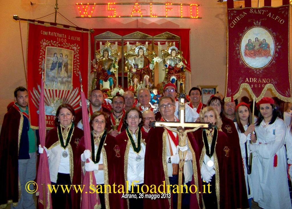 Confraternita Chiesa Sant'Alfio Adrano