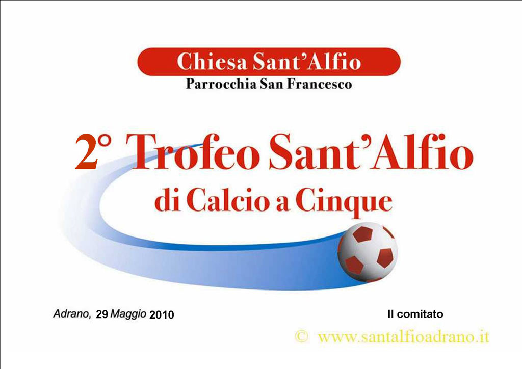 Targa Trofeo Sant'Alfio